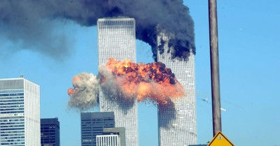 The World Trade Center coming down, how 9-11 shaped my faith