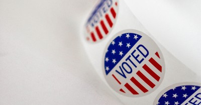 Voting stickers, Why and how Christians should vote