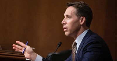 Senator John Hawley, Hawley calls the current SCOTUS vacancy an opportunity for pro-life conservatives