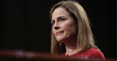 Amy Coney Barrett, Barrett says she has willingly endured personal attacks in order to serve her country