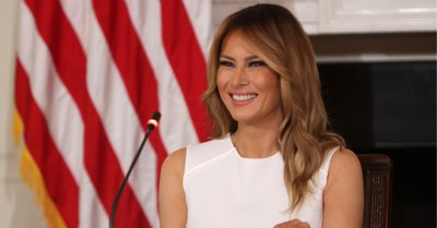 Melania Trump, Trump details her experience with COVID-19