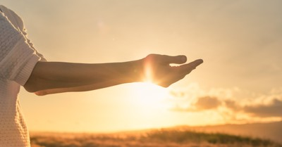 10 Morning Prayers to Center Yourself in God's Love