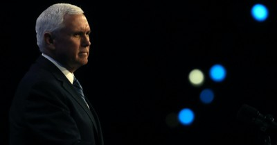 Mike Pence, Pence gave his life to Christ as a teen