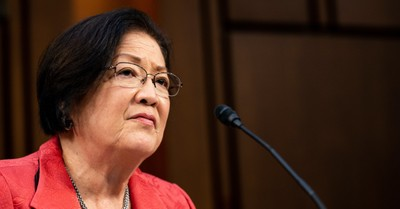 Senator Mazie Hirono, The truth about sexual orientation