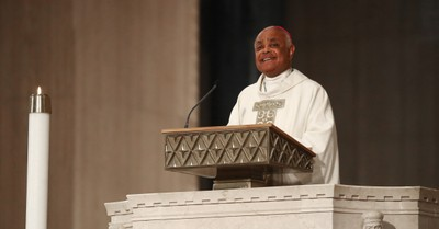 Wilton Gregory, Gregory is elected as America's first Black catholic Cardinal