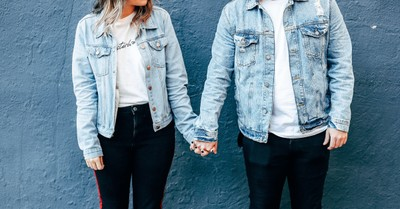 Teen couple holding hands, There is no such thing as 'safe sex' for kids