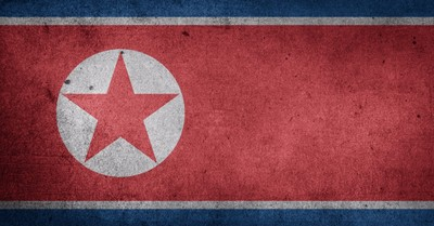 North Korean flag, a new report details the horrors religious minorities face in North Korea