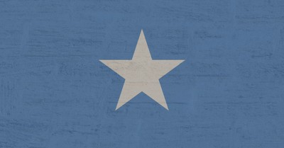 Somalia flag, a Christian boy is attacked by Muslim teens
