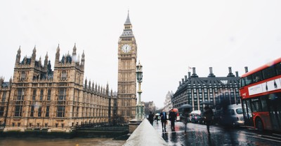 London, England goes into a second lockdown
