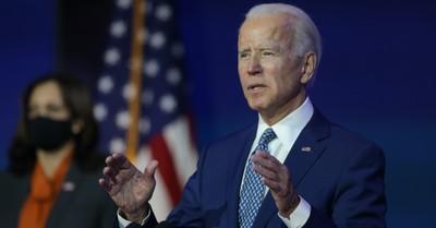 Joe Biden, Biden promises to reverse President Trump's pro-life policies if he is officially elected