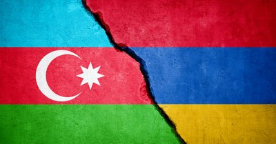 Armenia and Azerbijan flags, Many Armenian Christians fear that they will be wiped out following an Armenia-Azerbijan peace agreement