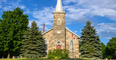 An Anglican Church building, Anglican Church is more active than ever despite membership declines