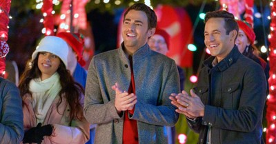 The Christmas House, Hallmarks first movie featuring a same-sex couple is released