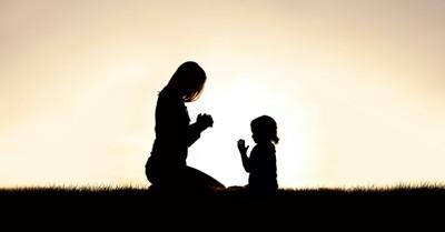 A Morning Prayer for Kids