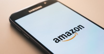 Amazon app on a phone, Left-leaning group urges Amazon to drop several conservative Christian groups from its charity list