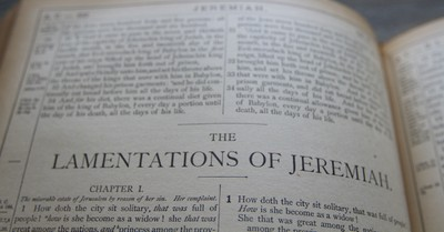 What You Need to Know about the Book of Lamentations