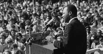 Martin Luther King Jr, Dr. King and the Nature of Law