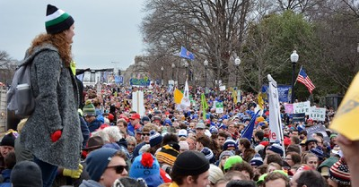 Annual March For Life Goes Virtual amid COVID-19, Unrest at US Capitol