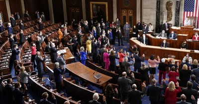The 117th Congress, 88 percent of the 117th Congress members are Christians