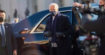 Joe Biden, Praying for our president