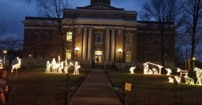 Nativity in Indiana, Appeals court rules that Nativity on state property is allowed
