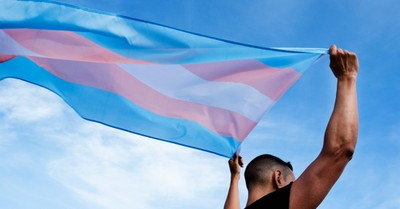 Transgender flag, Over 30,000 sign petition in support of trans student athletes