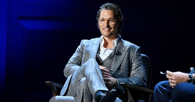 Matthew McConaughey, McConaughey sets up fundraiser for those affected by the freeze in Texas
