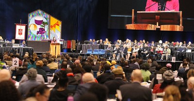 The UMC General Conference, UMC pushes back general conference meeting again