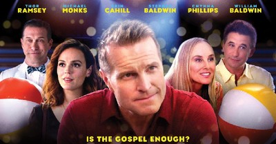 Church People movie poster, Thor Ramsey shares how new condemn film encourages churches to go back to the basics