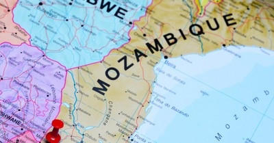 Map of Mozambique, Islamist Militants in Mozambique have reportedly beheaded children