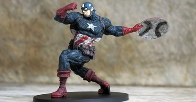 Captain America, the first gay captain America is coming