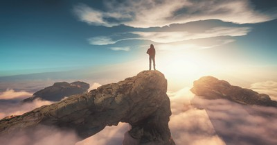 A Prayer for Courage When Stepping into the Unknown