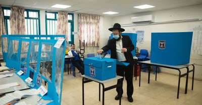 Israel Election, No party was able to secure a majority in parliament following Israel's fourth election for Prime Minister