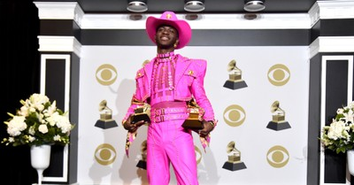 Lil Nas X, Lil Nas X has a 'God-shaped hole' in his heart