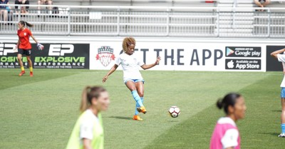 Women playing soccer, AL passes bill banning trans athletes from playing in women's sports