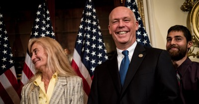 Greg Ginaforte, Ginaforte signs bill protecting religious freedom