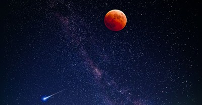 A blood moon, what does the Bible say about astronomical prophecies