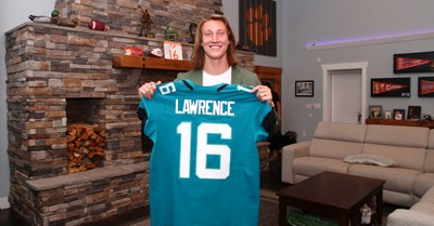 Trevor Lawrence, The number 1 NFL draft pick is rooted in faith