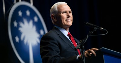 Mike Pence, Former Vice President Mike Pence said last week he remains hopeful in the future of America