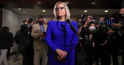 Liz Cheney, Cheney is voted out of her GOP leadership position in the House
