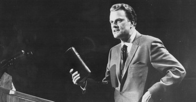 Billy Graham, Pastor Opens Up About His Longtime Friendship with Late Evangelist Billy Graham