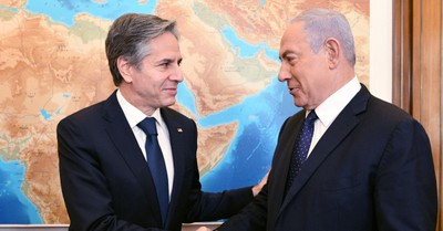 Anthony Blinken, Blinken heads to Middle East to help expand Gaza cease-fire agreement