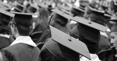 Graduation ceremony, Wilberforce University pays off graduates student debt