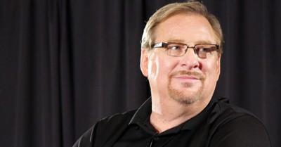 Rick Warren, Warren is set to soon retire