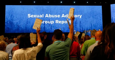 People voting at the SBC annual meeting, 2 pastors will demand an investigation into the mishandling sex abuse allegations
