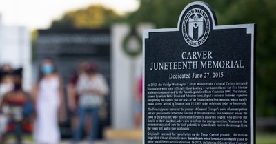 The Craver Juneteenth Memorial, the path from anxiety and stress to lasting peace