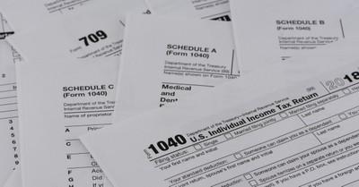 Tax forms, IRS denies Christian non-profit's tax exempt status