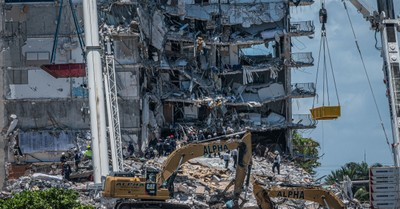 Miami building collapse, local churches offer to support to the victims of their Miami building collapse and their families