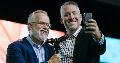 Ed Litton and JD Greear, Litton apologizes for not giving Greear credit for sermon points
