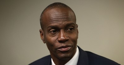 Jovenel Moise, Moise is assassinated and thousands are displaced amid rising violence in Haiti